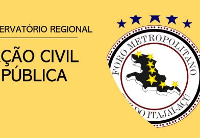 Marginais da BR 101 entre Itajaí e Balneário Camboriú são objeto de Ação Civil Pública